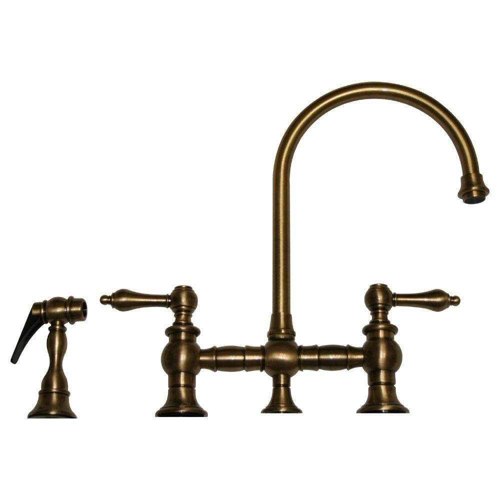 Whitehaus Collection Kitchen Faucets