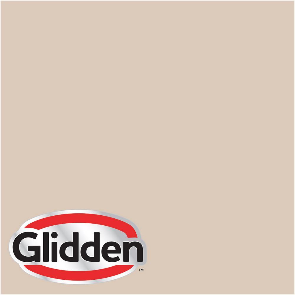 8 oz. #HDGWN02 Pink Beige Satin Interior Paint Sample