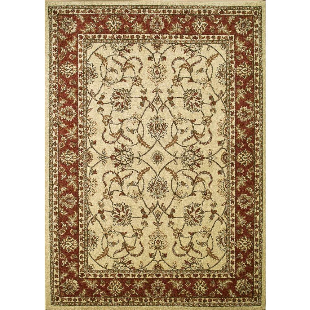 Chester Sultan Ivory 3 ft. 3 in. x 4 ft. 7