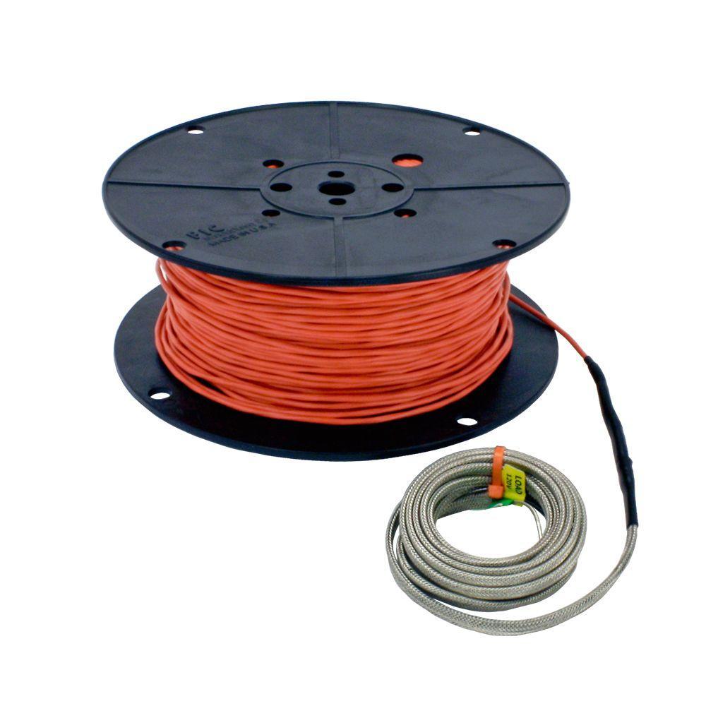SunTouch Floor Warming 50 sq. ft. 120-Volt Radiant Heating Wire