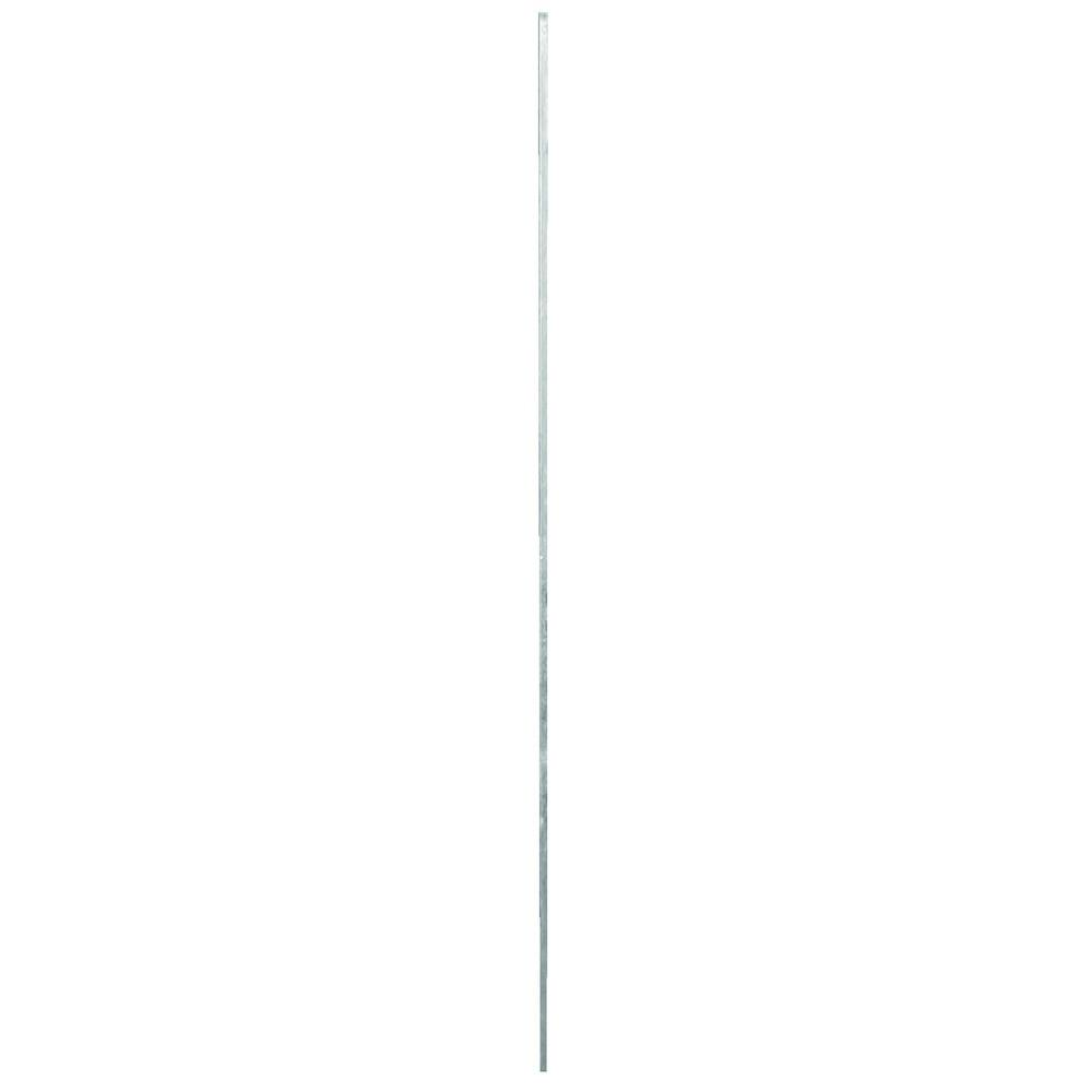 YARDGARD 6 ft. Galvanized Tension Bar-328510DPT - The Home ... тяж