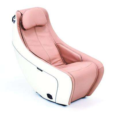 CirC Beige Synthetic Leather Heated SL Track Massage Chair