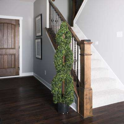 5 ft. Boxwood Double Spiral (UV)