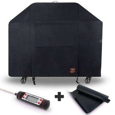 58 in. x 47 in. x 24 in. Heavy-Duty Cover for Char-Broil 4-Burner Grills