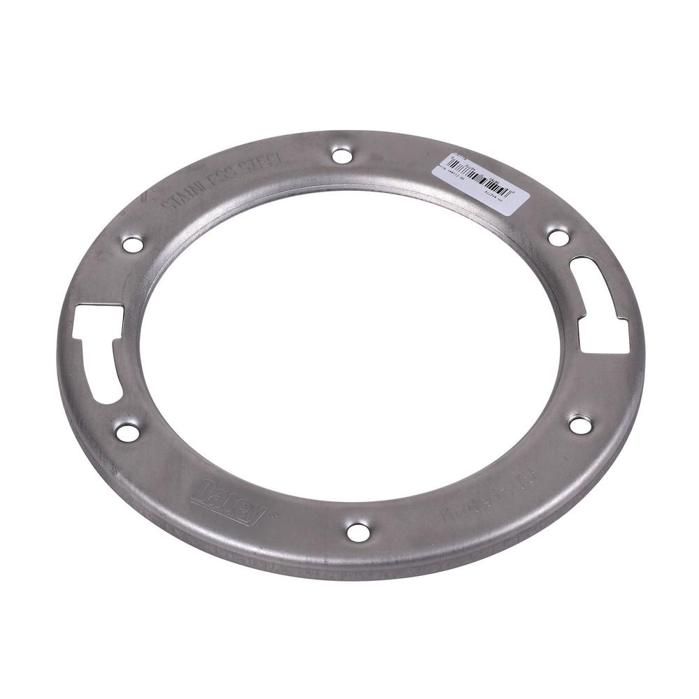 oatey oatey stainless steel replacement flange ring 427782 home depot closetmaid shelf track home depot closet door bottom track