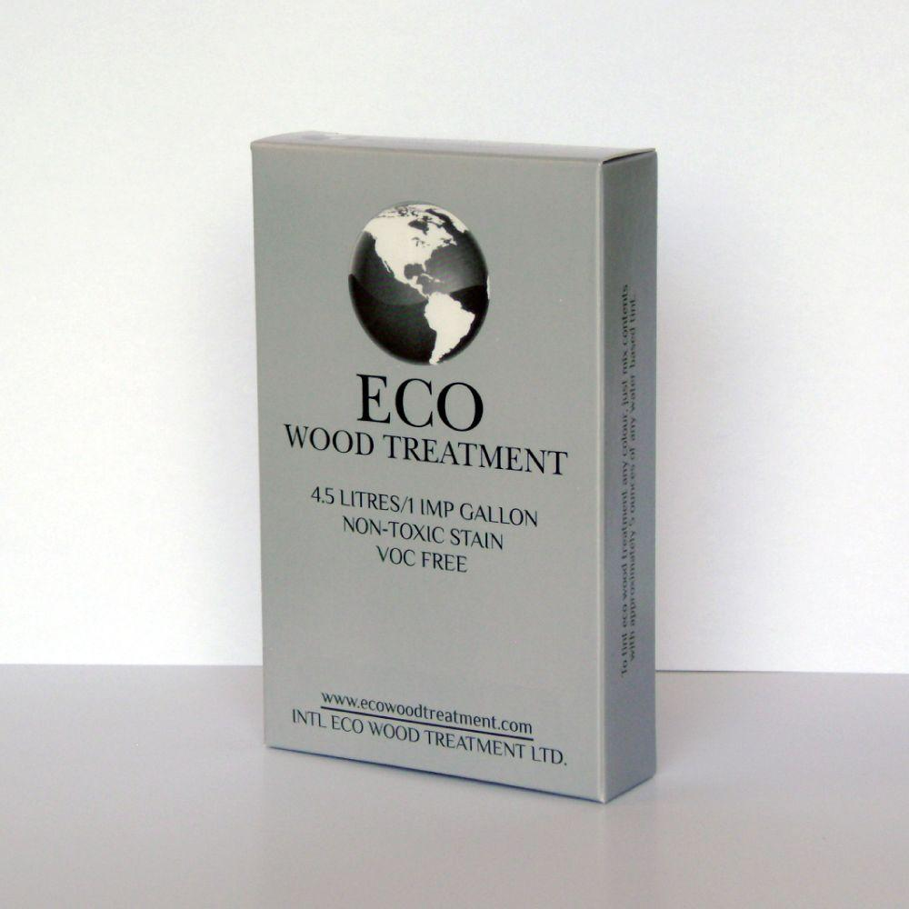 Intl Eco Wood Treatment 1 gal. Exterior/Interior Wood Stain and Preservative