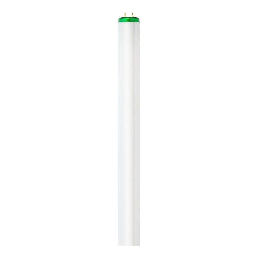 Philips 4 ft. T12 40-Watt Neutral Deluxe Alto Linear Fluorescent Light Bulb (10-Pack)