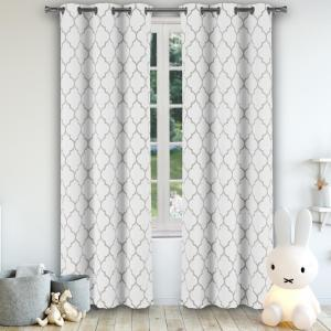 Modern Curtains Window Treatments The Home Depot