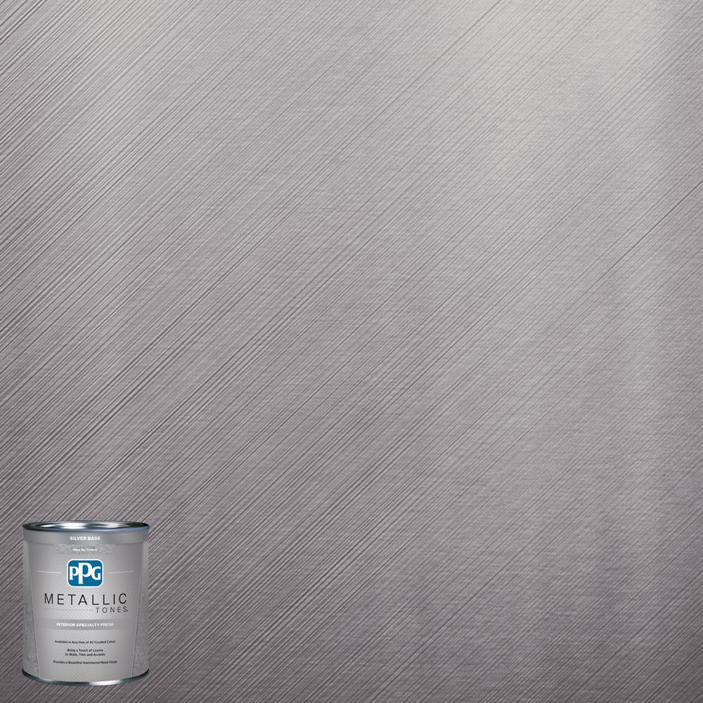 1 qt.#MTL105 Metallic Memories Metallic Interior Specialty Finish Paint