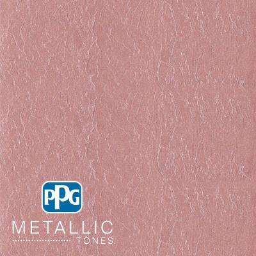 1 qt.#MTL120 Primrose Promise Metallic Interior Specialty Finish Paint