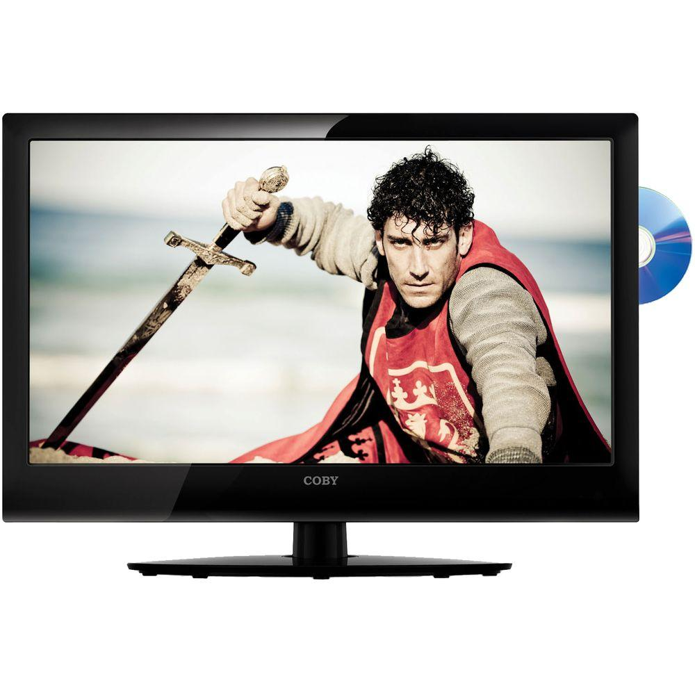 Coby 23 in. Class LED 1080p 60Hz HDTV with Built-in DVD Player-DISCONTINUED