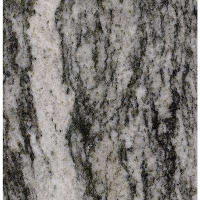 3 in. x 3 in. Granite Countertop Sample in St. Lucia