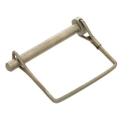 3/8 in. x 2-1/2 in. Zinc-Plated Square Head Wire Lock Pin