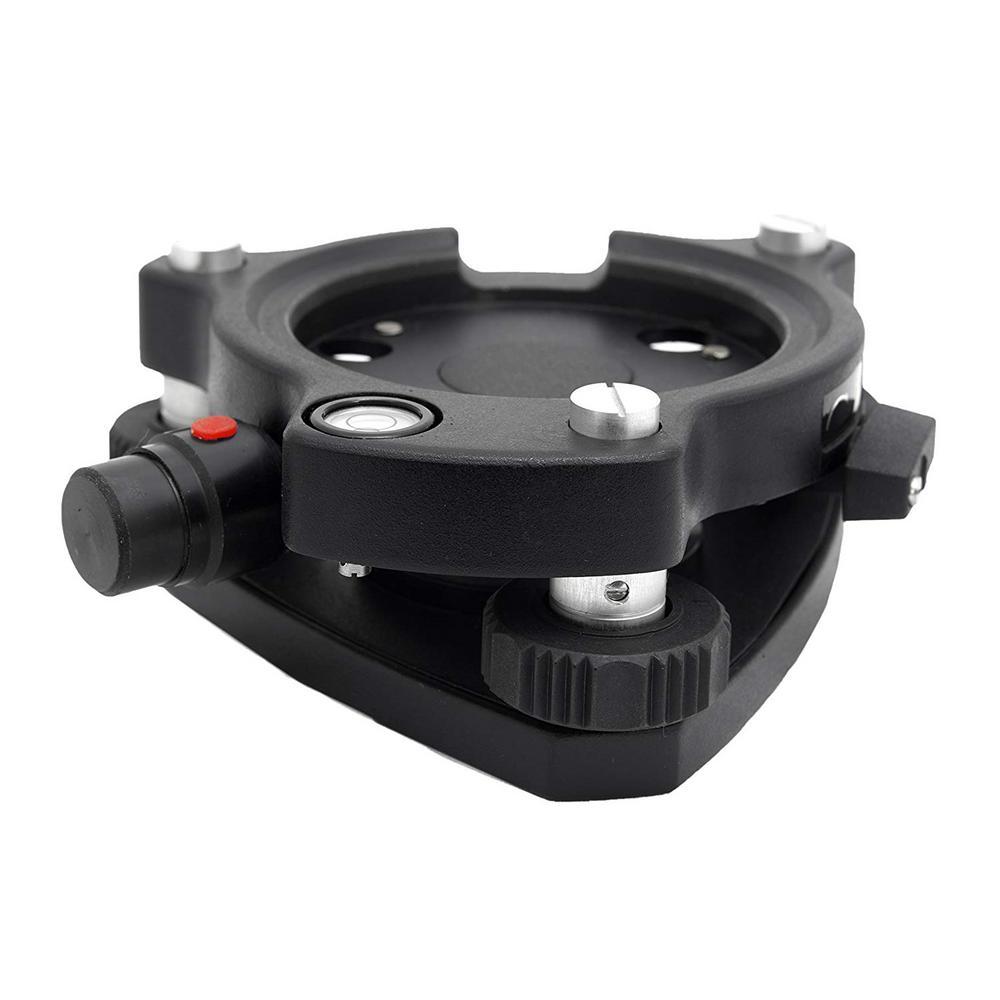 Black Tribrach with Laser Plummet
