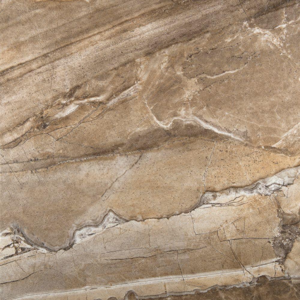 "EMS F02EURA-1313 Eurasia - 13""x13"" Square Multi-Surface Tile - Unpolished Stone Visual - Sold by Carton (17.65 SF/Carton)"
