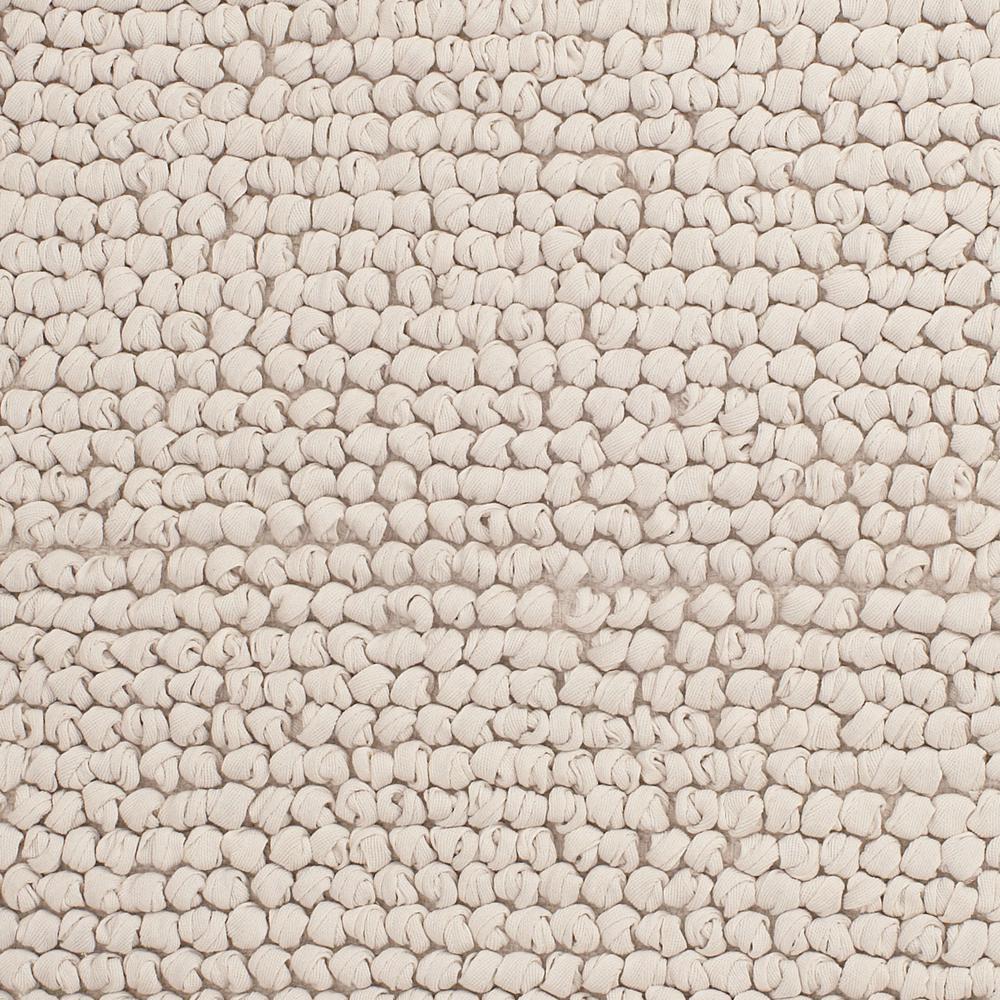 Cotton Twill Chunky Loop Bath Rug