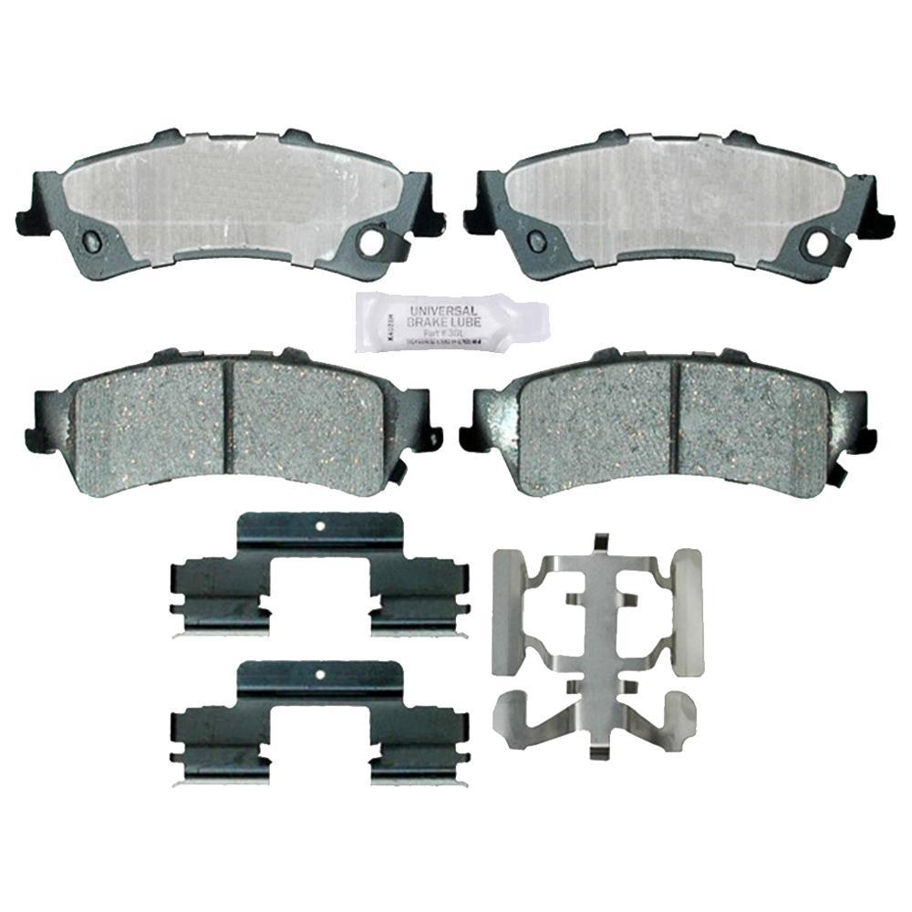 Ceramic Disc Brake Pad - Rear