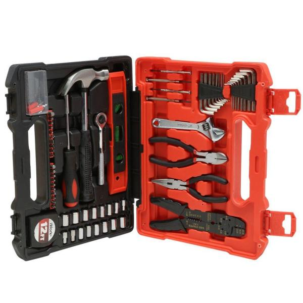 SAE and Metric Combination Tool Set (67-Piece)