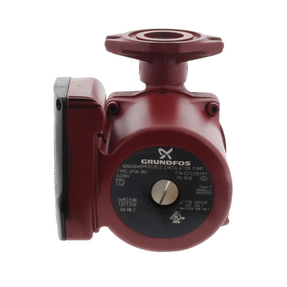 UP26-99F 1/6 HP 230-Volt Circulator Pump
