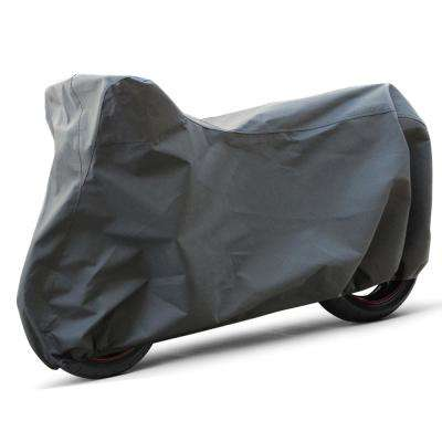 Signature Polyproplene 137 in. x 43 in. x 46 in. Large Motorcycle Cover