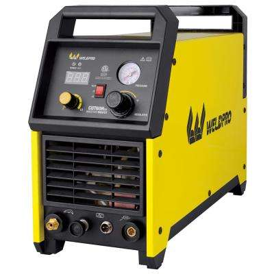 60 Amp Inverter HF Pilot Arc Plasma Cutter with Dual Voltage