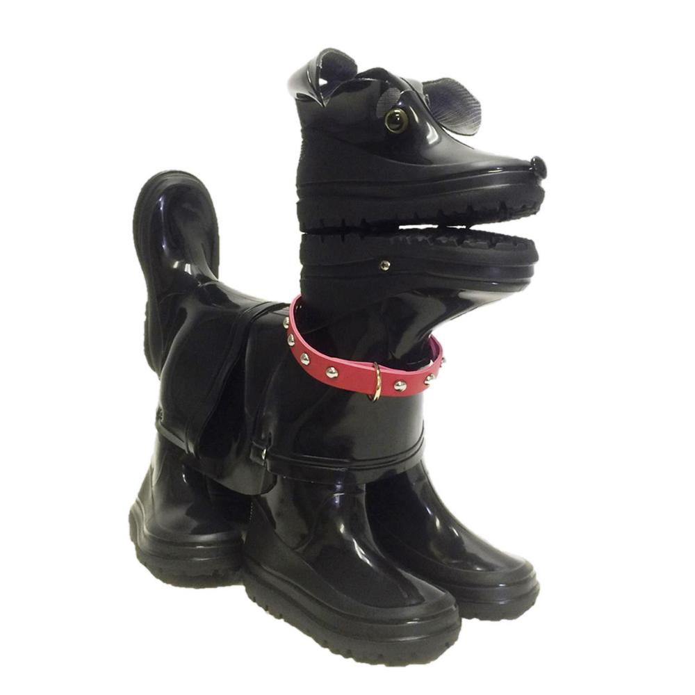 Homestyle 15 in. Buster the Boot Buddies Dog Sculpture an...