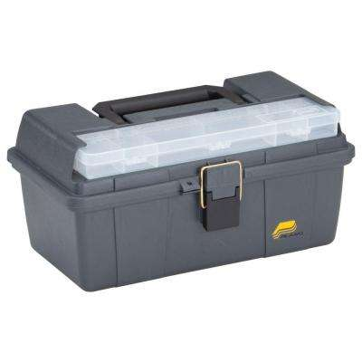Grab 'N' Go 16 in. Tool Box with Tray