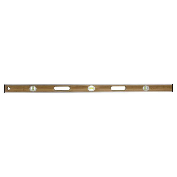 48 in. Laminated I-Beam Bamboo Level