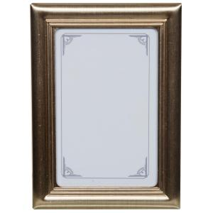 Pinnacle 2.5 inch x 3 inch Traditional Silver Mini Place Card Picture Frame (12-Pack) by Pinnacle