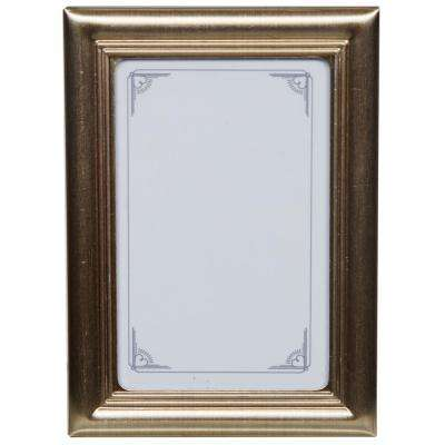 2.5 in. x 3 in. Traditional Silver Mini Place Card Picture Frame (12-Pack)