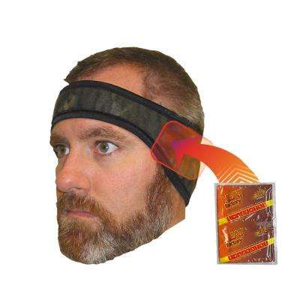 Headband-Mossy Oak Breakup