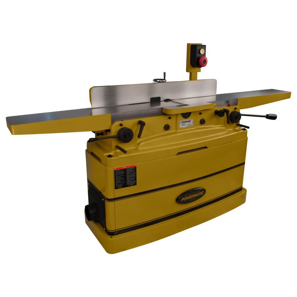 PJ882 230-Volt 2 HP 1PH Jointer