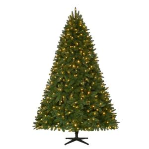 Home Accents Holiday 7.5 ft. Artificial Christmas Tree