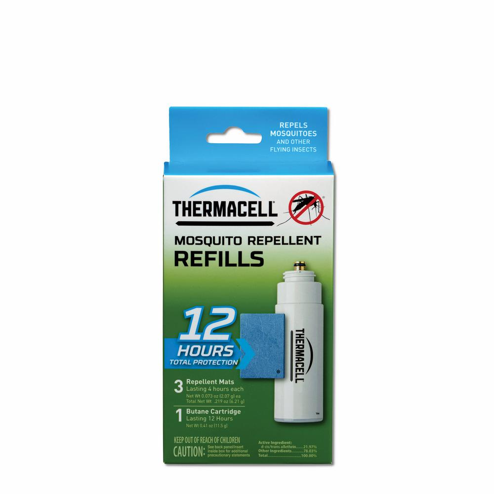 Thermacell Mosquito Repellent Refills, 12-Hour Pack Thermacell Mosquito Repellent Refills, 12-Hour Pack