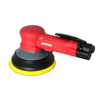 6 in. Composite Geared Sander (3/16 in. Orbit)