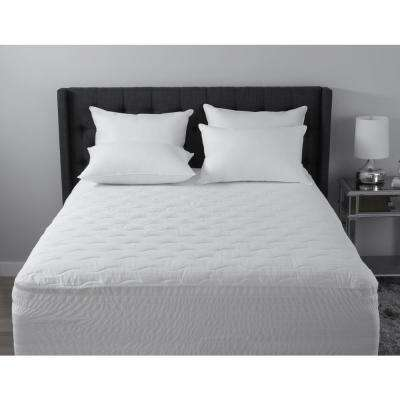 Twin 500-Thread Count Mattress Pad