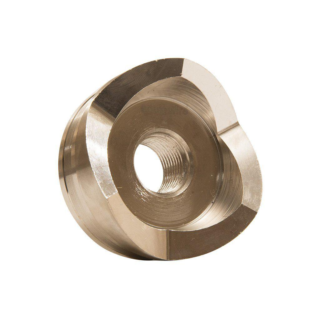 2-1/2 in. Max Punch Die Cutter for Stainless Steel