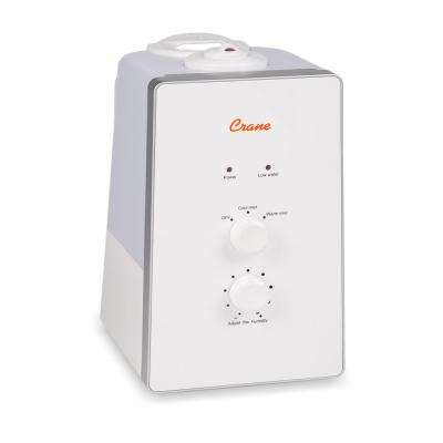 1.2 Gal. Germ Defense Warm and Cool Mist Humidifier