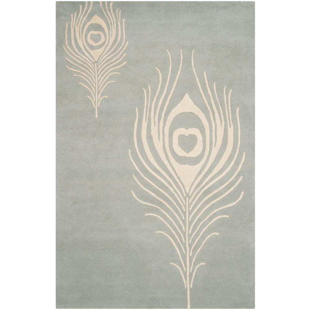 Soho Grey/Ivory 7 ft. 6 in. x 9 ft. 6 in.