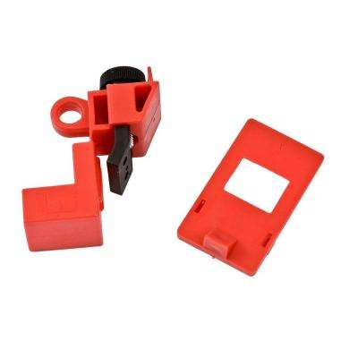 120/277-Volt Clamp-On Circuit Breaker Lockouts (6 per Pack)