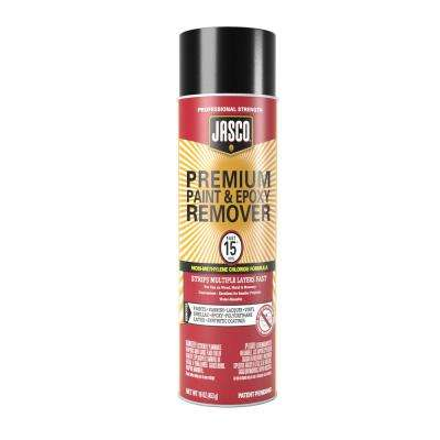 16 oz. Premium Paint and Epoxy Remover Aerosol - CA Formula