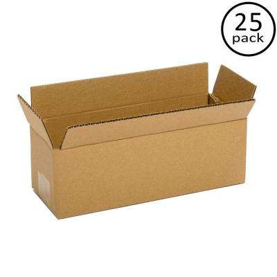 12 in. L x 6 in. W x 6 in. D Box (25-Pack)
