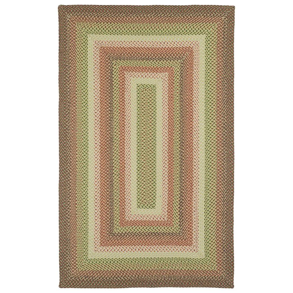 Kaleen Bimini Sage 3 Ft. X 5 Ft. Indoor/Outdoor Area Rug