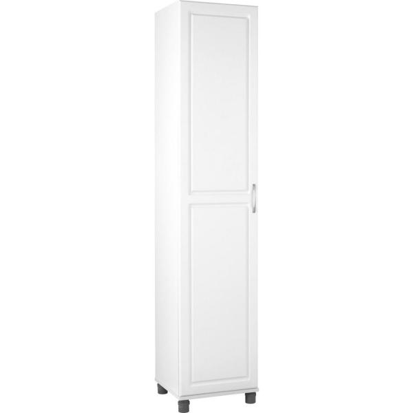 Ameriwood Home Trailwinds 16 in. White Storage Cabinet