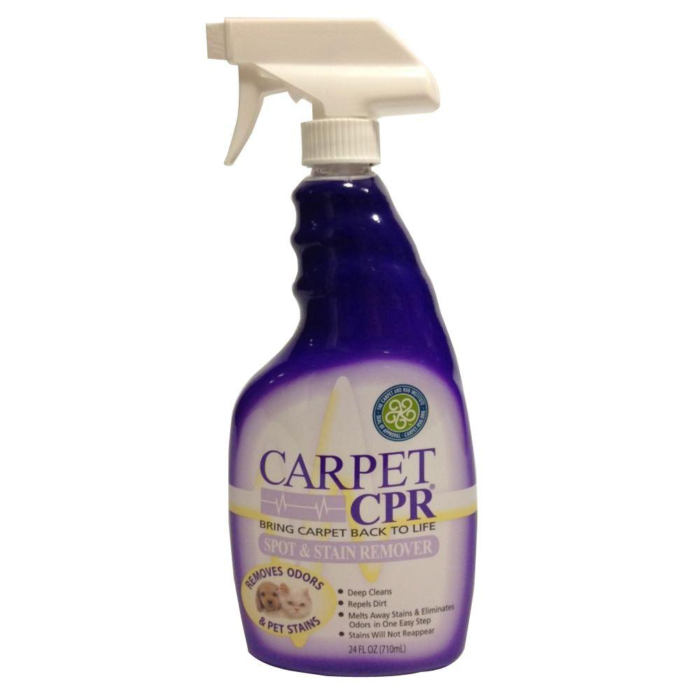 Carpet CPR 24 Oz Spot And Stain Remover CS 24QCBO The