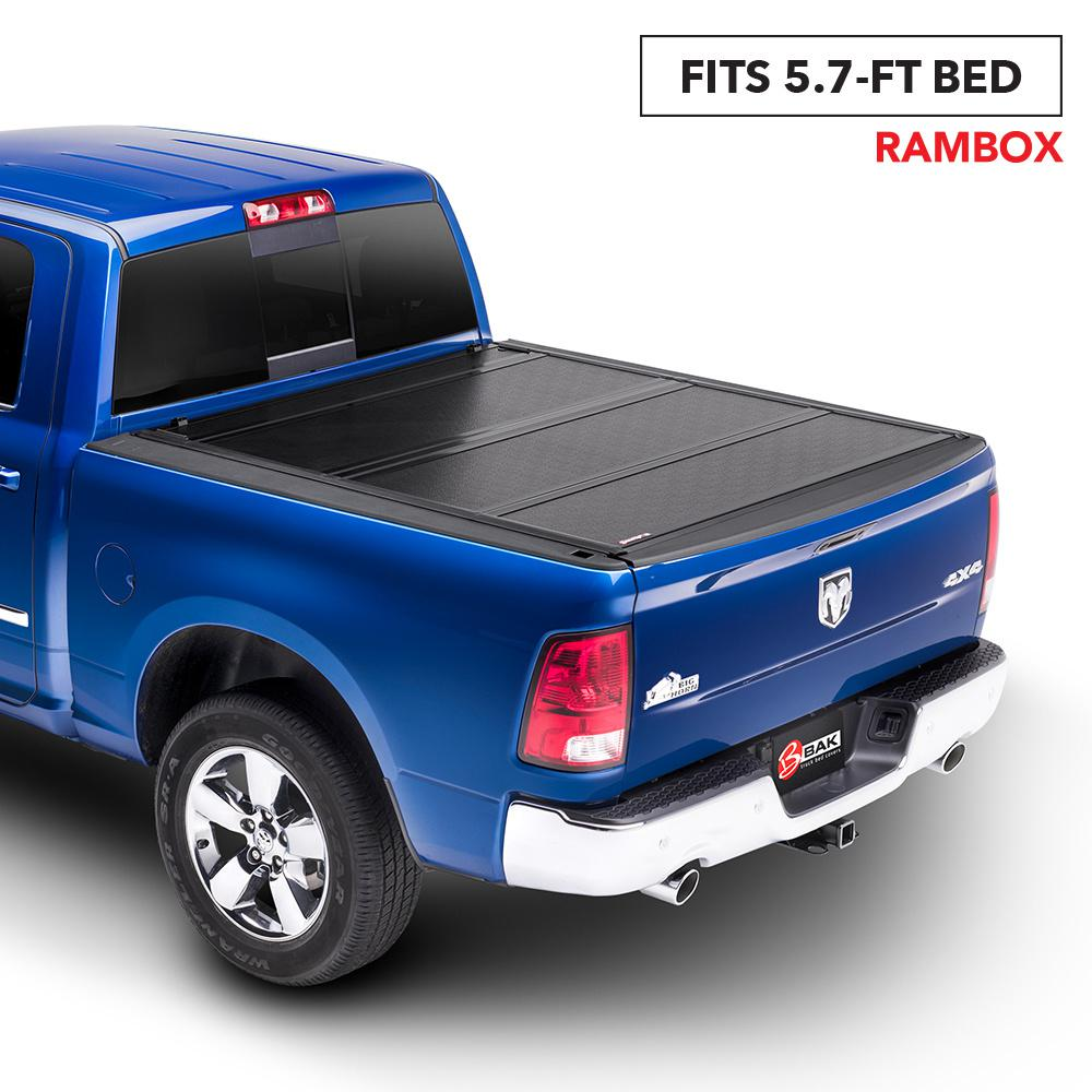 Bak Industries G2 Tonneau Cover For 19 New Body Style Ram 5 Ft