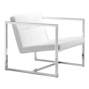 Carbon White Occasional Chair