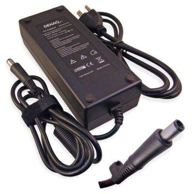 19.5-Volt 6.7 Amp 7.4 mm-5.0 mm AC Adapter for DELL Inspiron, Latitude, Precision, Studio, Vostro and XPS Series Laptops