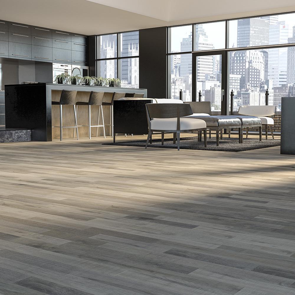 Optika Canadian Birch Utah 3/4 in. Thick x 3-1/4 in. Wide x Varying Length Solid Hardwood Flooring (20 sq. ft.)