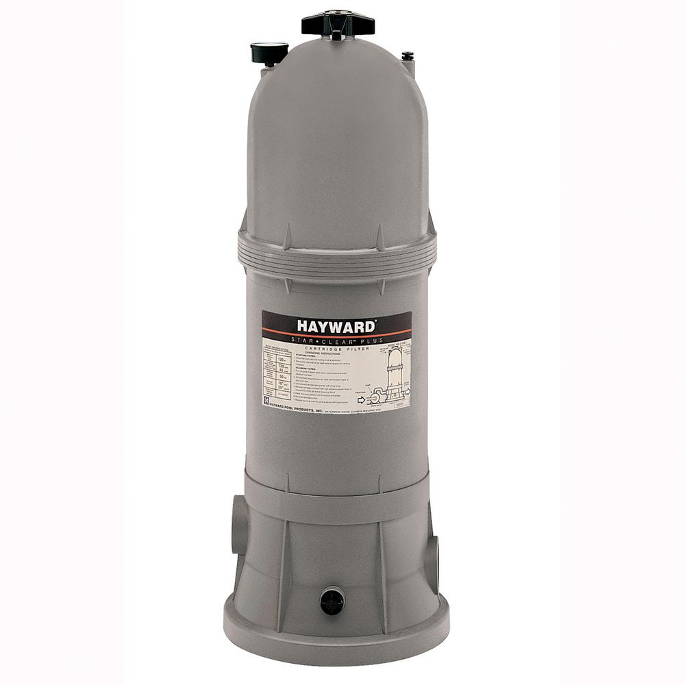 Hayward StarClear Plus 90 Sq Ft 2 In Cartridge Pool Filter